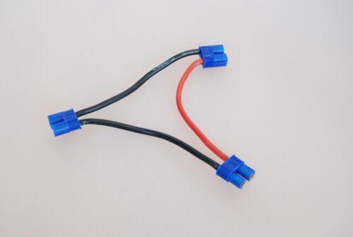 Adapterkabel EC3 Serie Serien-Schaltung von 2 LiPos