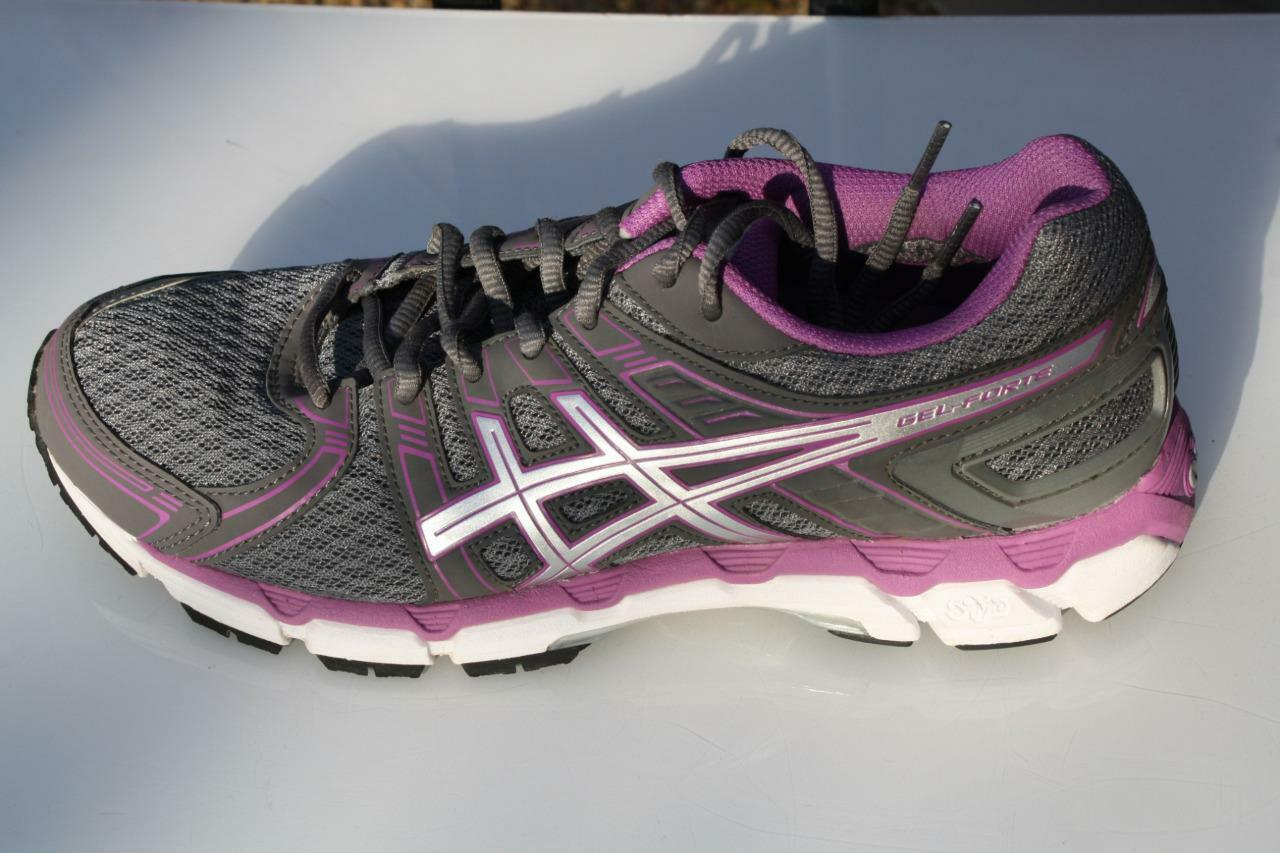 Asics Women's GEL-Forte M and 2E Running Shoes Storm Lightning Purple T360N 9893 Cheap women's shoes women's shoes