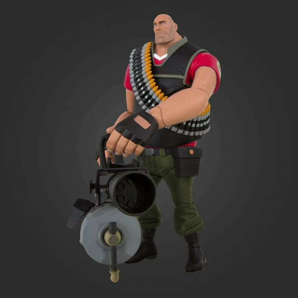 Used TF2 Red Red Red The Heavy Action Figurestyle no  AUNL569MEZ1 e539eb
