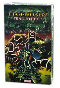 Upper Deck Entertainment, Marvel Legendary, Fear Itself Expansion, new