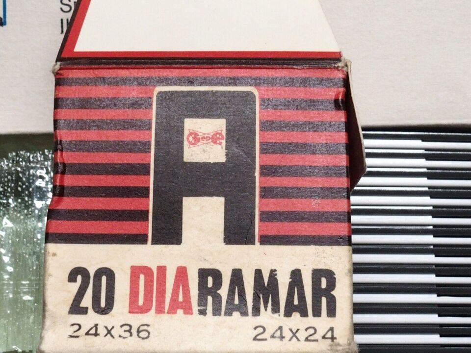 Diarammer, 24 x 36, Perfekt