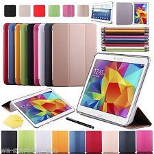 "Samsung Galaxy tab-4 7"" sm-t230/t231/t235, funda protectora + lámina bolso cover case 9"