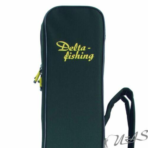Delta Fishing Rutentasche 4 Fach 125 CM Futteral Rutenfutteral Angeltasche Rba