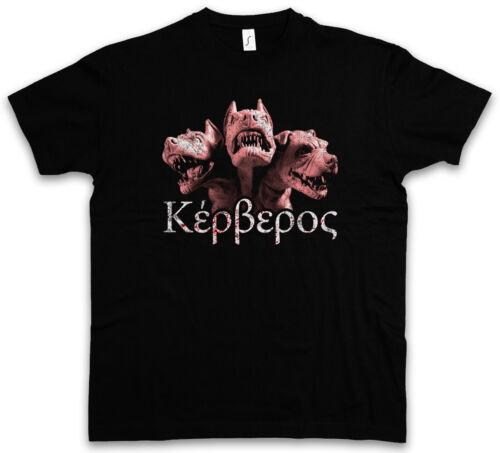 Cerbère T-shirt Hades dog hound of Hades Underworld HERACLES chien