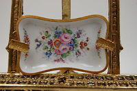 ANTIQUE LIMOGES FRANCE ROSES  HAND PAINTED ASHTRAY ...