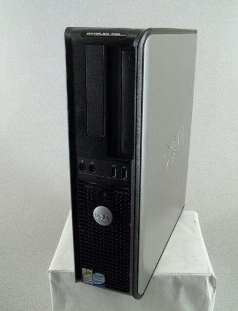 DELL OPTIPLEX 755 COMPUTER DUAL CORE 2.39GHZ 80GB 2GB WINDOWS XP M755-2