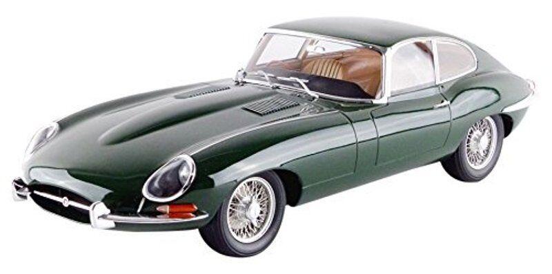 GT SPIRIT ZM050 JAGUAR E TYPE Series 1, 4.2L resin model car green RHD 1964 1 12