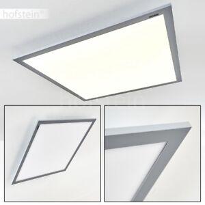 led panel decken leuchten b ro flur lampe wohn schlaf zimmer beleuchtung dimmbar ebay. Black Bedroom Furniture Sets. Home Design Ideas