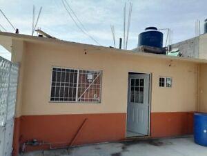 Bonita casa lista para habitarse Colonia Ampliacion Selene Tlahuac