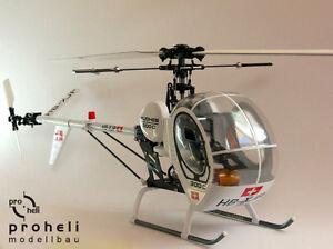 Hughes-300C-Rumpfbausatz-fuer-T-Rex-450-oder-andere-450er-Helikopter