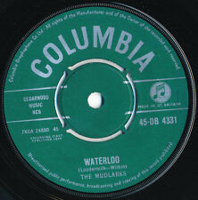 THE MUDLARKS - Waterloo / Mary - COLUMBIA 1959 pop rock rare 45rpm *************