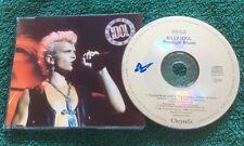 BLLY IDOL CD SINGLE PRODIGAL BLUES