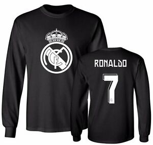 d66a09d2b Image is loading Real-Madrid-Shirt-Cristiano-Ronaldo-7-Soccer-Jersey-