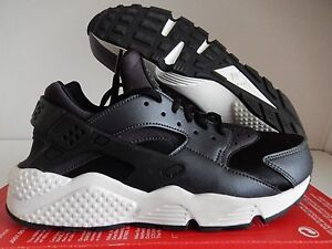 WMNS-NIKE-AIR-HUARACHE-RUN-SE-HEMATITE-BLACK-DARK-GREY-SZ-8-5-859429-001