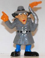 Inspector Gadget With Expandable Arm Figurine 3 Inch Plastic Miniature Figure