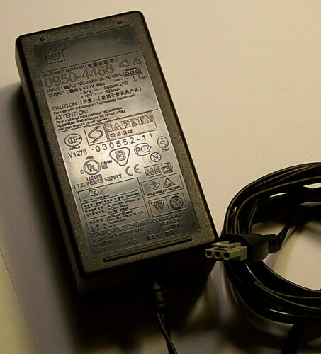 ac//dc Printer AC POWER ADAPTER MODEL 0950-4466 REAL for HP OfficeJet 5500 Series
