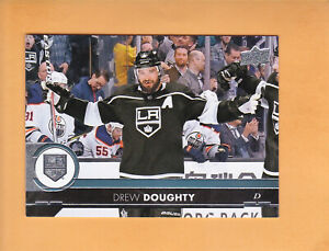 2017-18-UPPER-DECK-UPDATE-509-DREW-DOUGHTY-LOS-ANGELES-KINGS