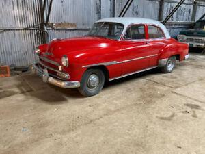 1951 chev 4 door
