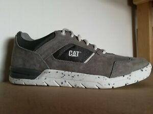 caterpillar cat mens chasm suede casual leisure walking