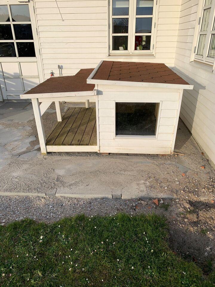 Hundehus, Custom hundehus