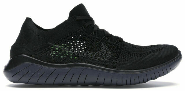 Size 6 - Nike Free Rn Flyknit 2018 Anthracite