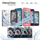 New Genuine LifeProof Fre Series Waterproof Case for Apple iPhone 6 / 6S (4.7