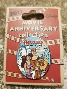Details About Disney Parks Cast Member Hercules Meg Pegasus 20th Anniversary Le 500 Pin 2017