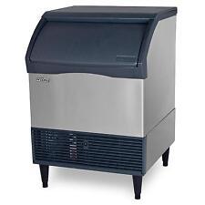 Scotsman Undercounter 150lb Ice Maker Machine Air Cooled Small Cube - CU1526SA-1