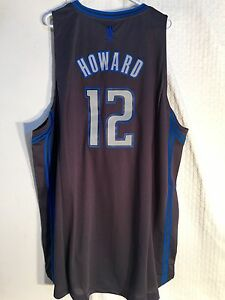 separation shoes f4f01 a9af4 Details about Adidas Swingman NBA Jersey Orlando Magic Dwight Howard Grey  Graystone sz XL