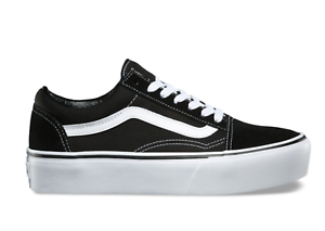 vans old skool plateforme