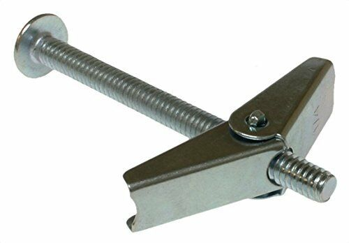 "J1554 1//4/"" X 4/"" TOGGLE BOLT Box of 50 METALLICS"