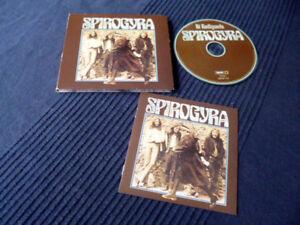 CD Spirogyra - St Radigunds (1971) Folk Prog REPUK 1107 Repertoire 2007 Digipak