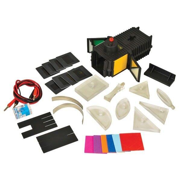 Eisco PH0615 - Light Box and Optical Set