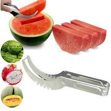 edelstahl wassermelone melone slicer cutter - splitter wassermelone heiß