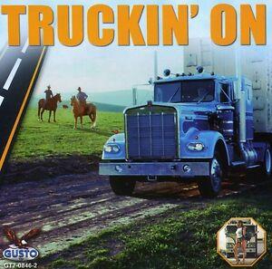 Various-Artists-Truckin-039-on-Various-New-CD