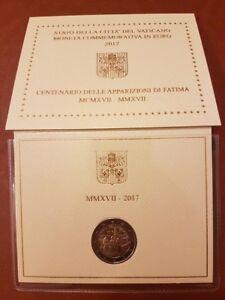 2-euro-2017-Vaticano-100-anni-apparizione-Fatima-folder-official-BU