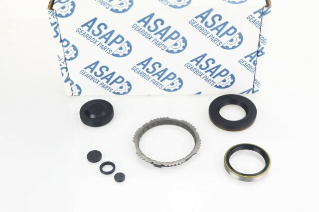 BMW 520D 320D ZF GS6-45DZ GEARBOX REVERSE GEAR SYNCHRO OIL SEAL & CAP REPAIR KIT