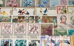 Albanien-50-verschiedene-Sondermarken