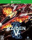 Xbox One Raiden V Original Sound Track Limited Edition Japan Imports