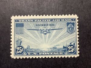 C-20-1935-TRANS-PACIFIC-AIRMAIL-STAMP-MINT-N-H