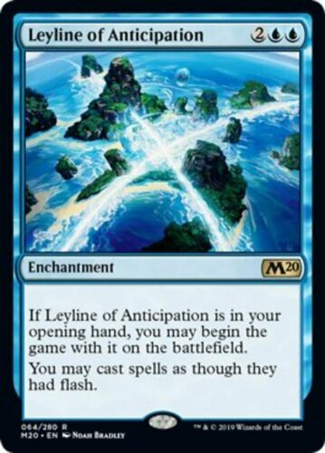 magicman-europe* LEYLINE OF ANTICIPATION Core Set Magic 2020 M20 Rare *MtG