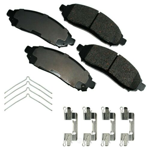 Disc Brake Pad Set-Performance Ultra Premium Ceramic Pads Front Akebono ASP1094A