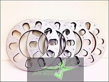 "4 5 LUG WHEEL SPACERS 8MM OR  5/16"" THICK FITS ALL 5X4.5 