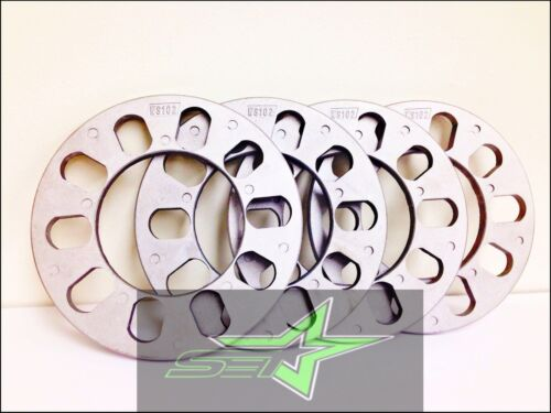 """5X475 5X120 5X425 1 WHEEL SPACER 8MM OR  5//16/"""" THICK FITS ALL 5X108 5X112"""