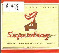 (CJ717) Superdrag, Last Call for Vitriol - 2002 CD