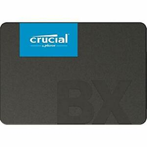 Disque Dur Interne SSD Crucial BX500 240Go CT240 3D NAND SATA 2,5 pouces Neuf FR