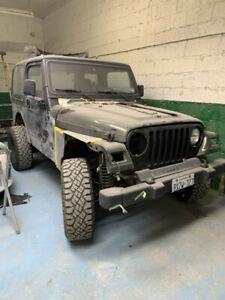 Jeep TJ 1999
