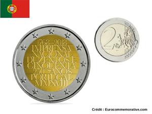 2 Euros Commémorative Portugal 2018 Mint UNC