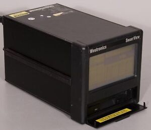 Recorders & Plotters Data Acquisition & Loggers Bright Thermo Electron/westronics Svm-300-10-11-001 Paperless 3-channel Chart Recorder
