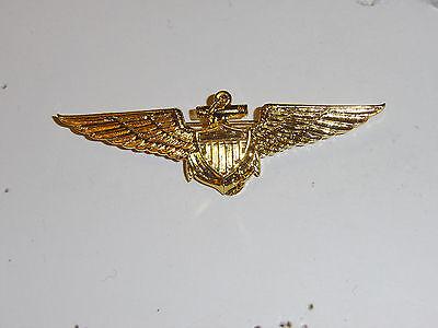 13101 USN 1930/'s WW2 US Navy Pilot Wings IR32A